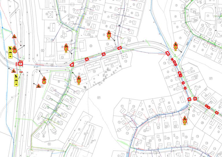 Liikenteenohjauksen suunnitelmamalli
